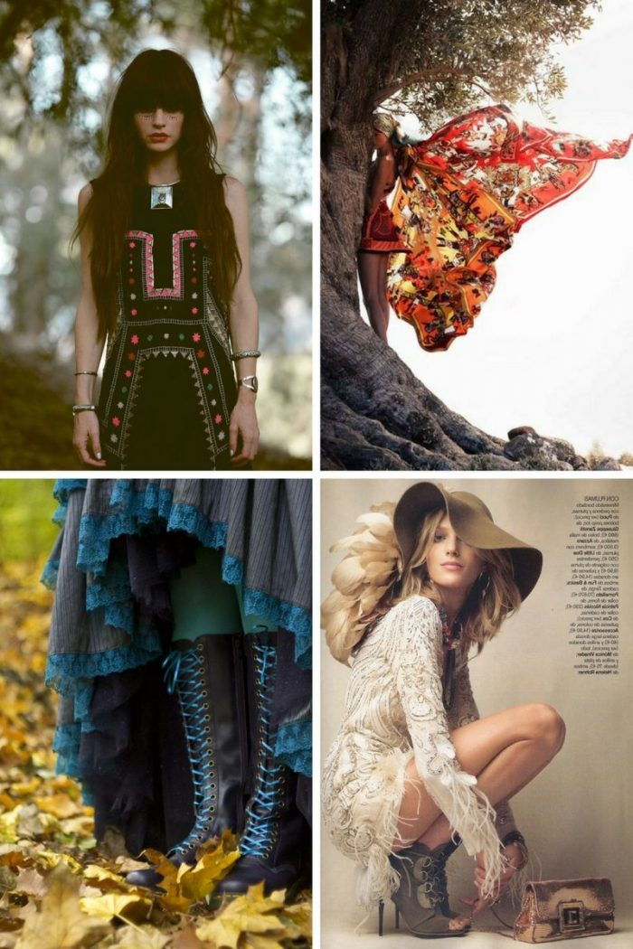 Boho Chic Clothes For Summer 2018 (11)