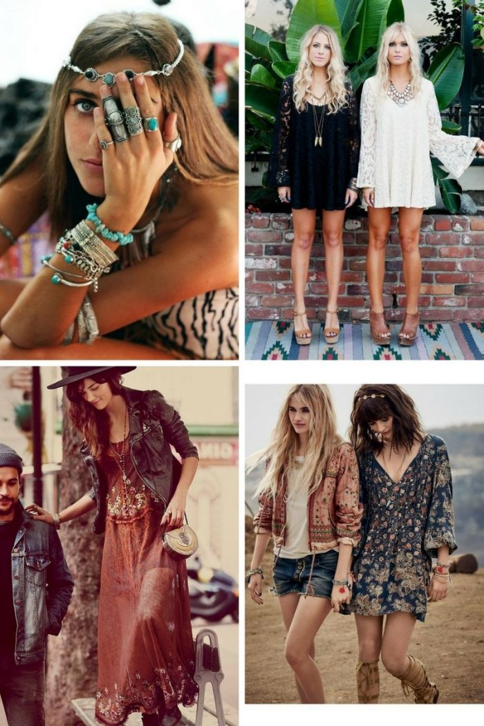 Boho Chic Clothes For Summer 2018 (15)