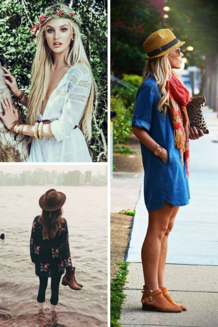 Boho Chic Clothes For Summer 2018 (2)