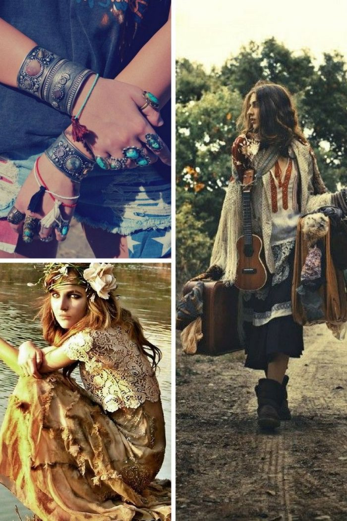 Boho Chic Clothes For Summer 2018 (6)