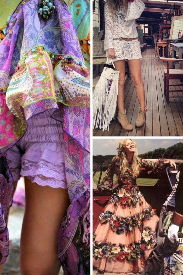Boho Chic Clothes For Summer 2018 (7)