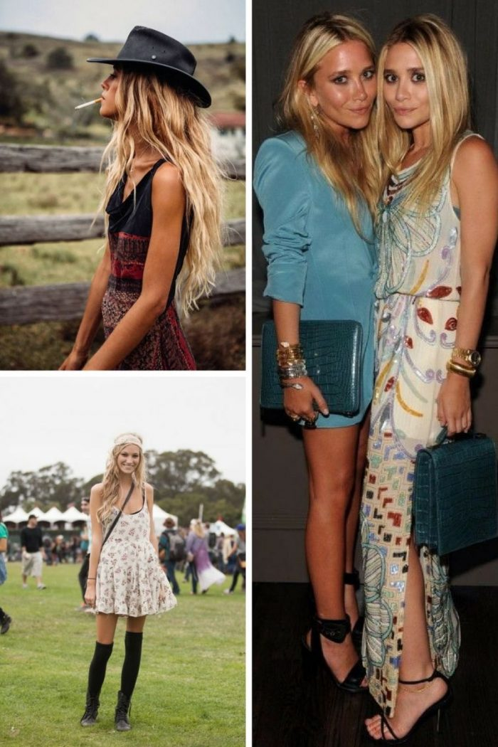 Boho Chic Fashion Inspirations & Outfit Ideas 2019