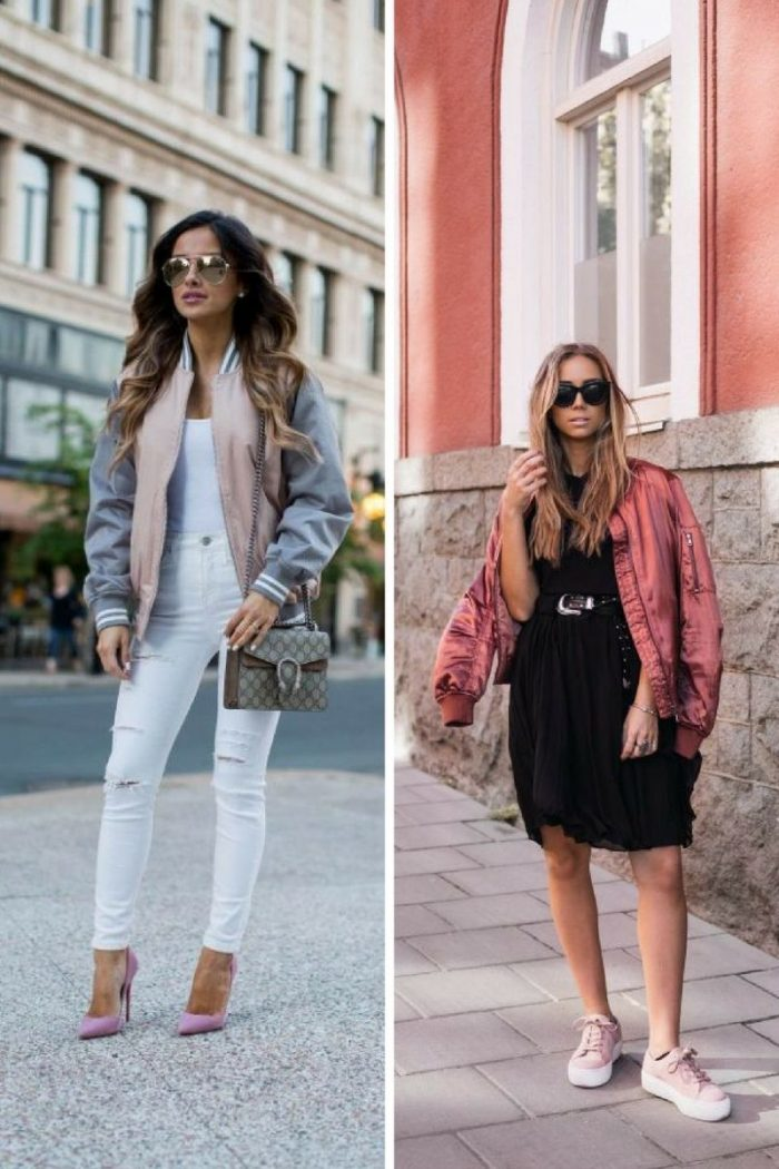 Must-Have Chic Bomber Jackets For Women 2019