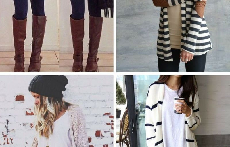 Cardigans For Women To Wear This Winter