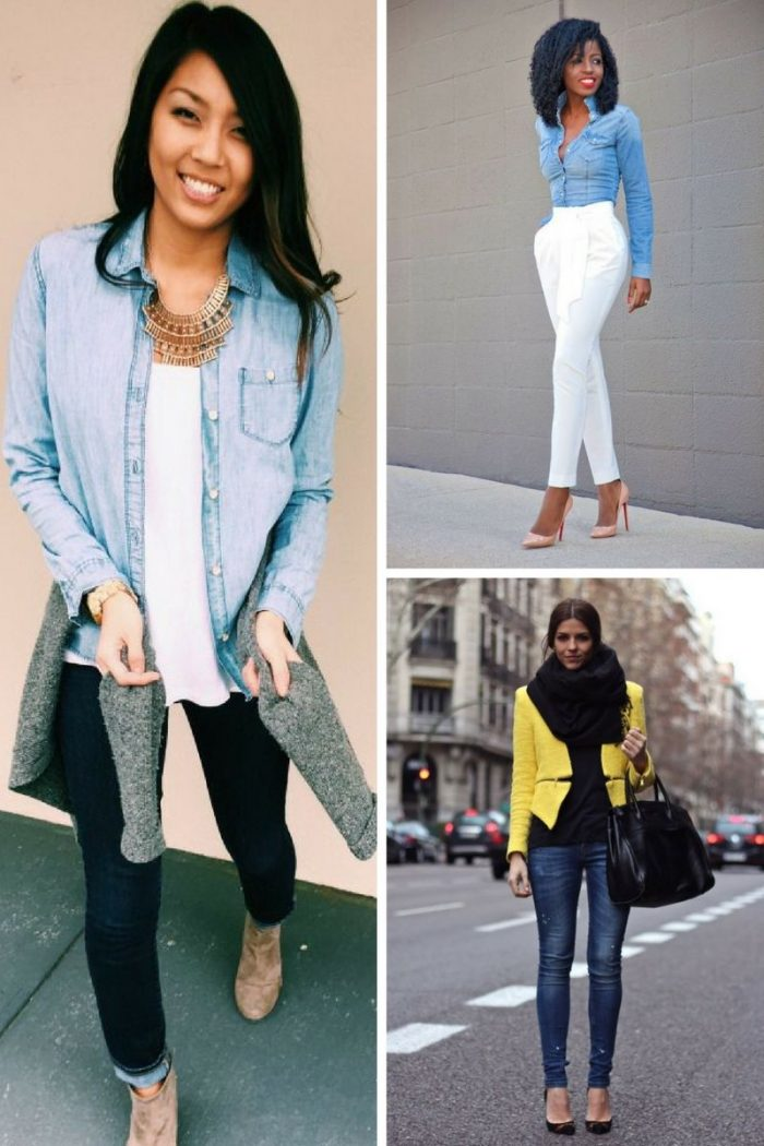 Casual Wardrobe for Women Over 50 2020 - StyleFavourite.com