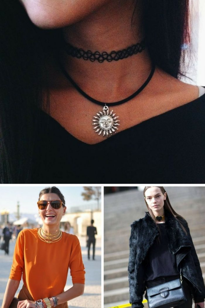 Chokers For Women Are Back 2019