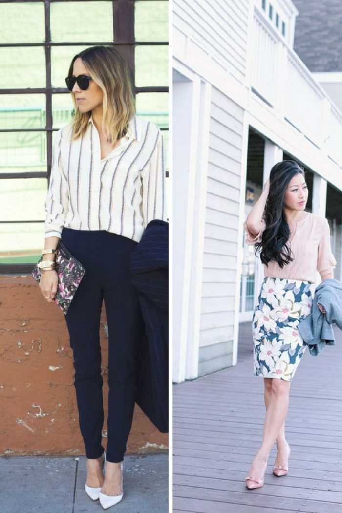 Classic Work Clothes For Women 2019