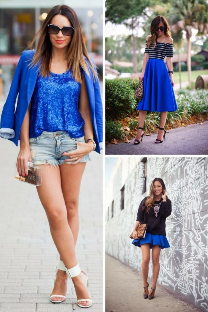 Cobalt Blue Clothes For Women 2018 (2)