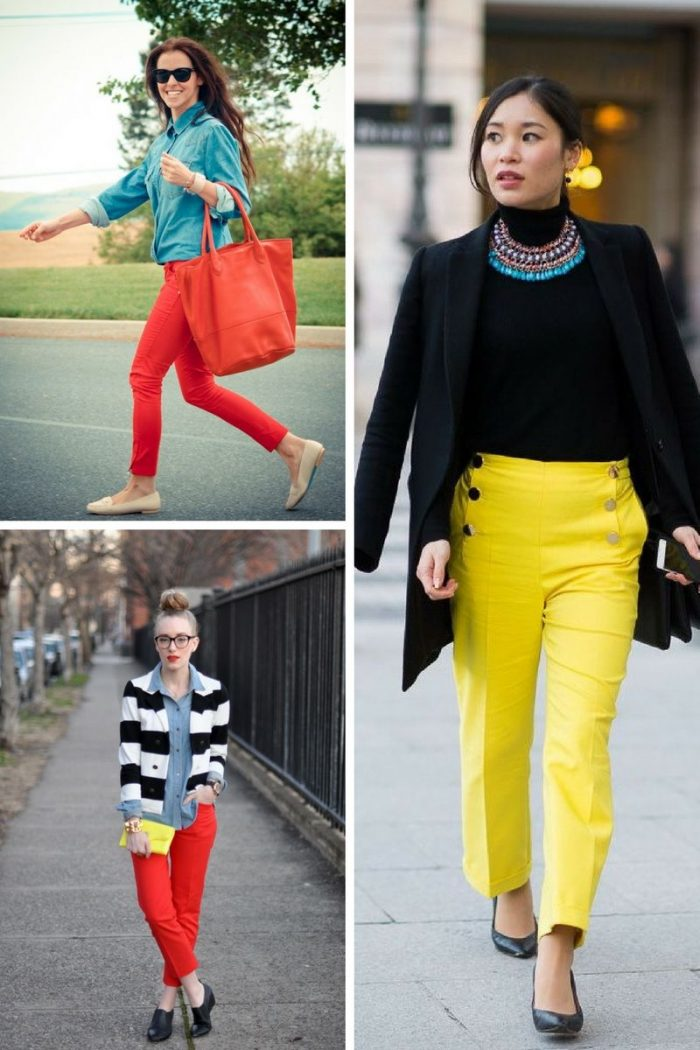 Colored Pants For Women 2018 (10)