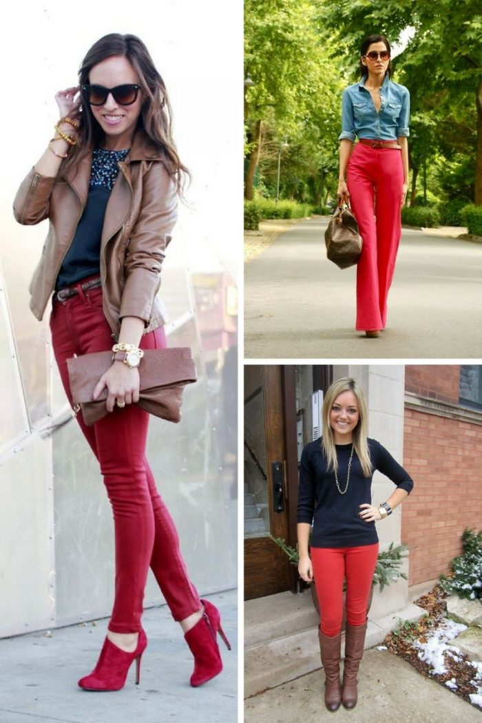 Colored Pants For Women 2018 (3)