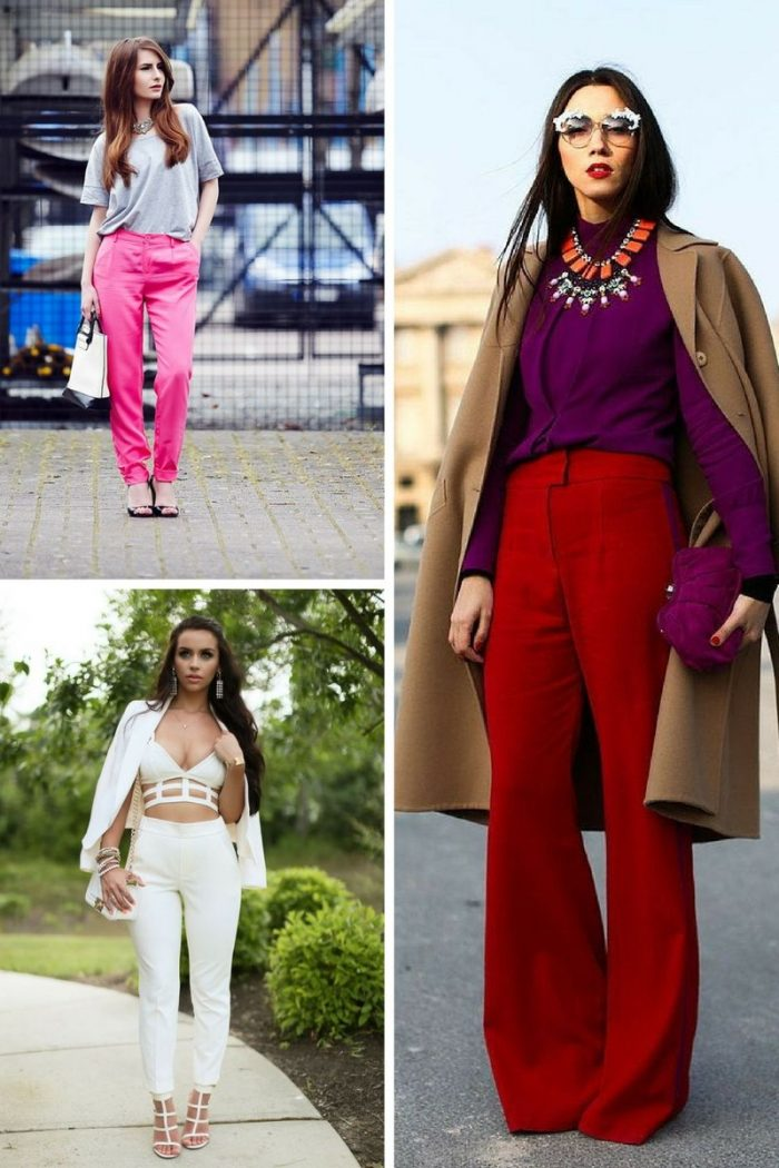 Colored Pants For Women 2018 (8)
