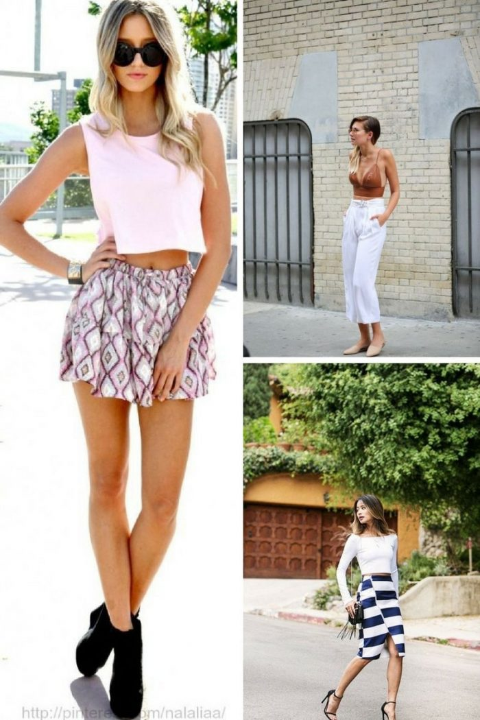 Crop Tops Trend Summer 2018 (5)