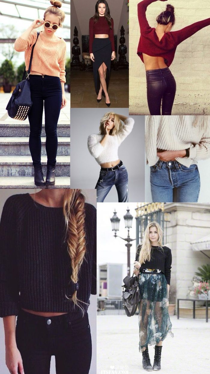 Cropped Sweaters For Women 2019