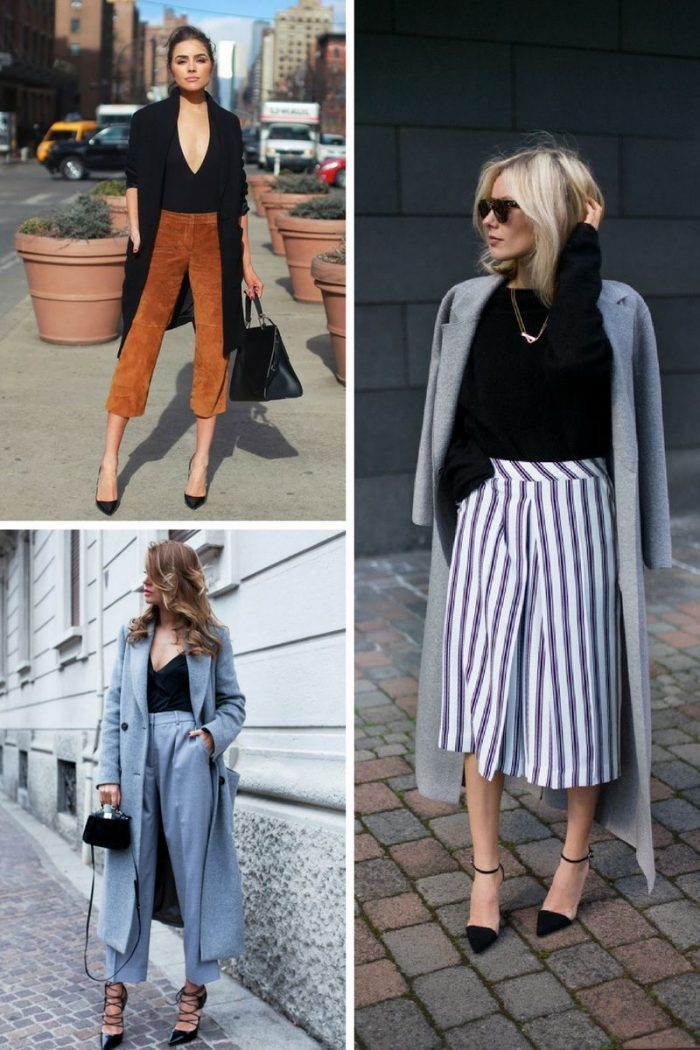 Culottes For Women 2018 Simple Street Style (3)