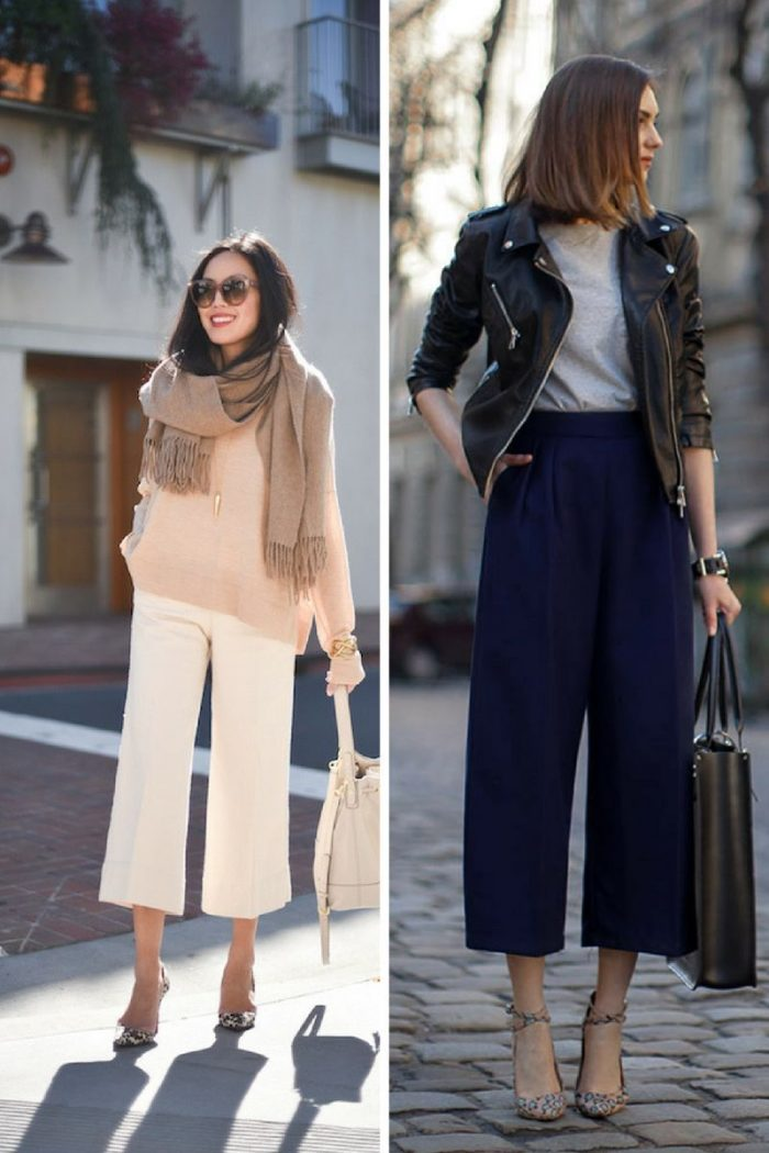 Trendy Culottes Designs 2020