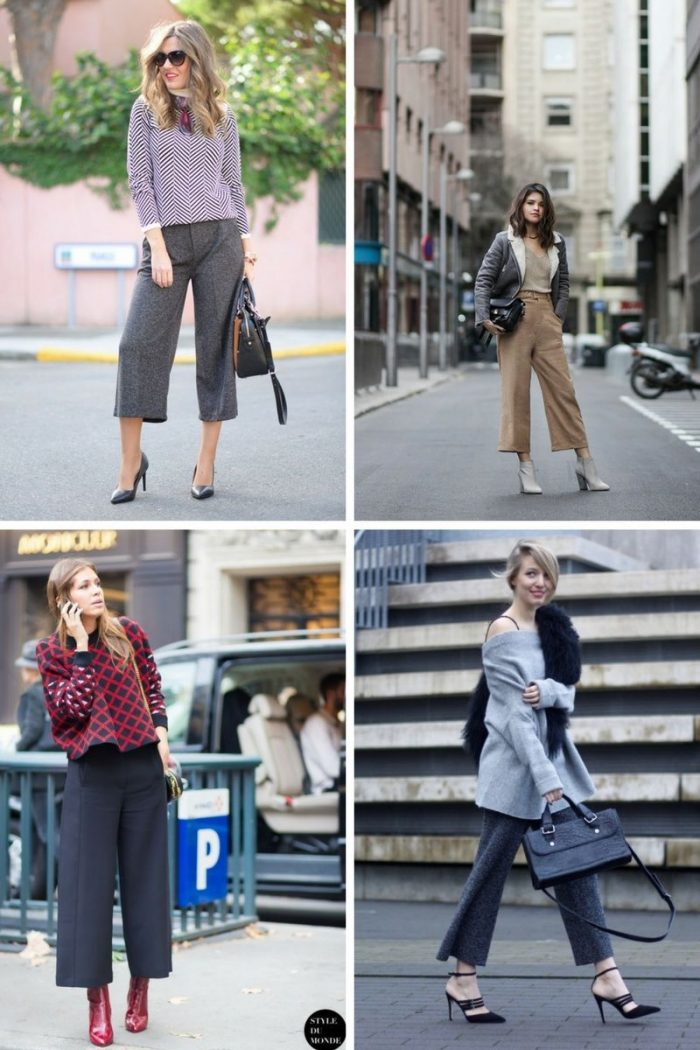 What Culottes Are Popular And How To Style Them 2020