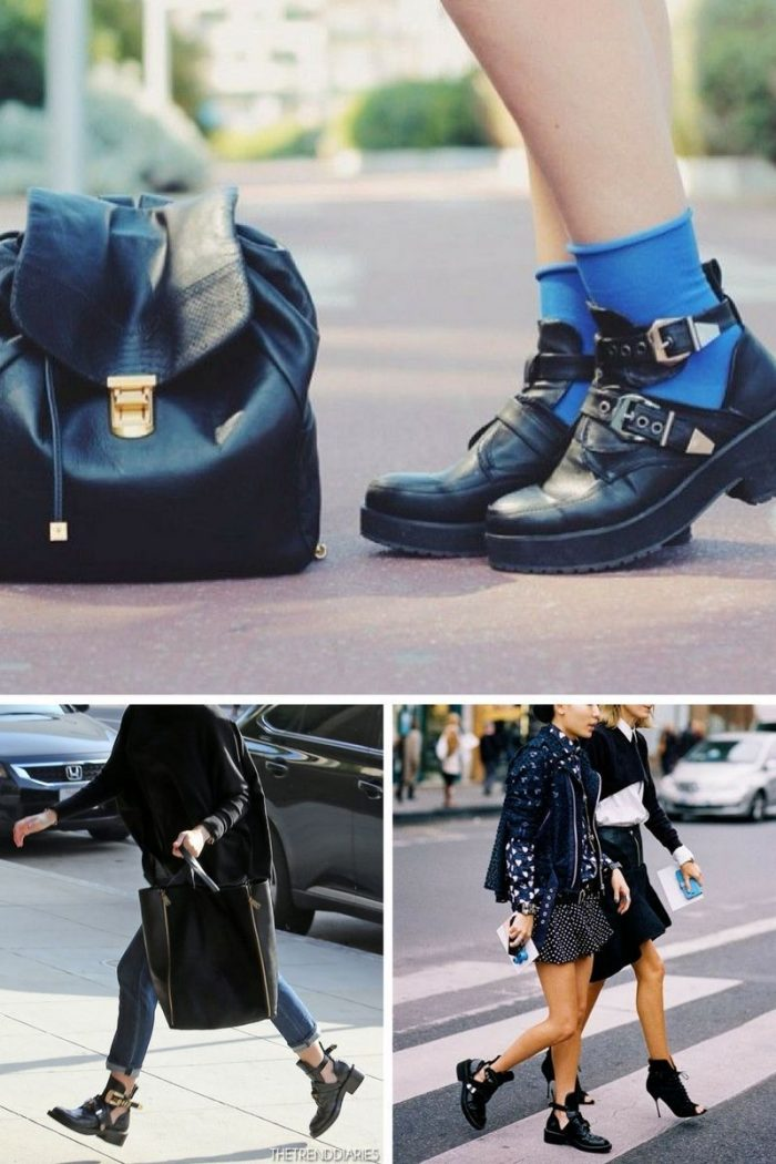 Cut Out Boots For Women 2018 (28)
