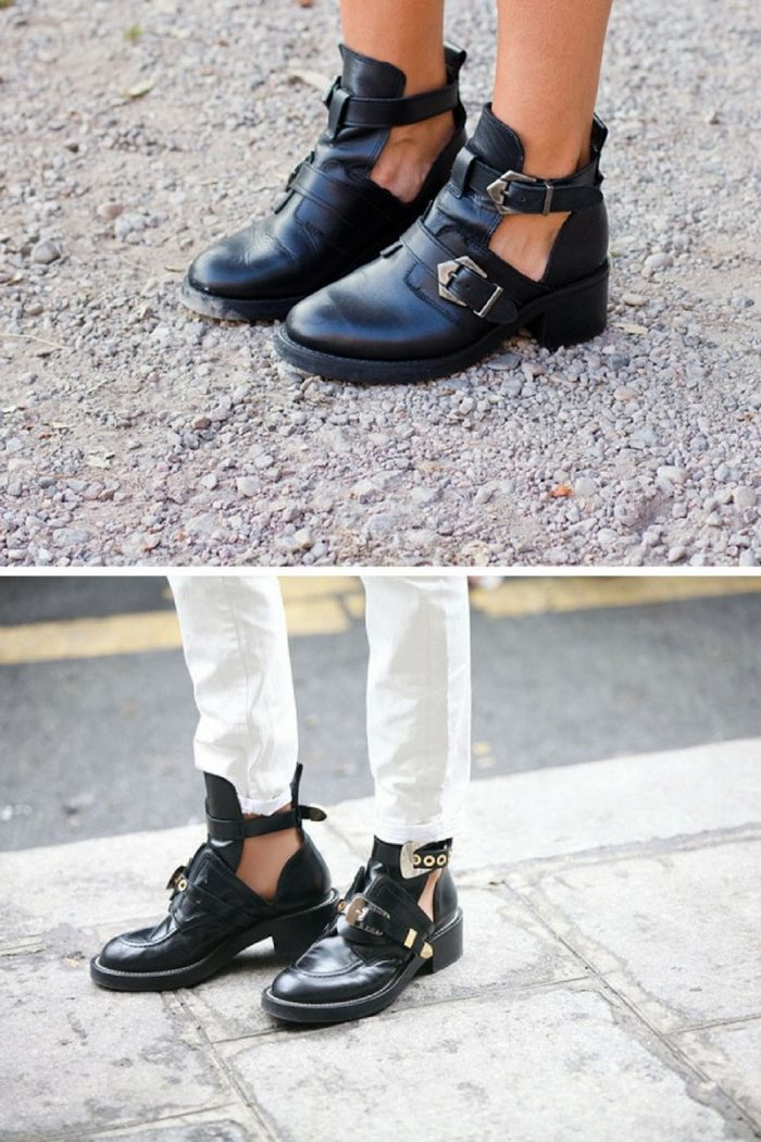 Cut Out Boots For Women 2018 (37)