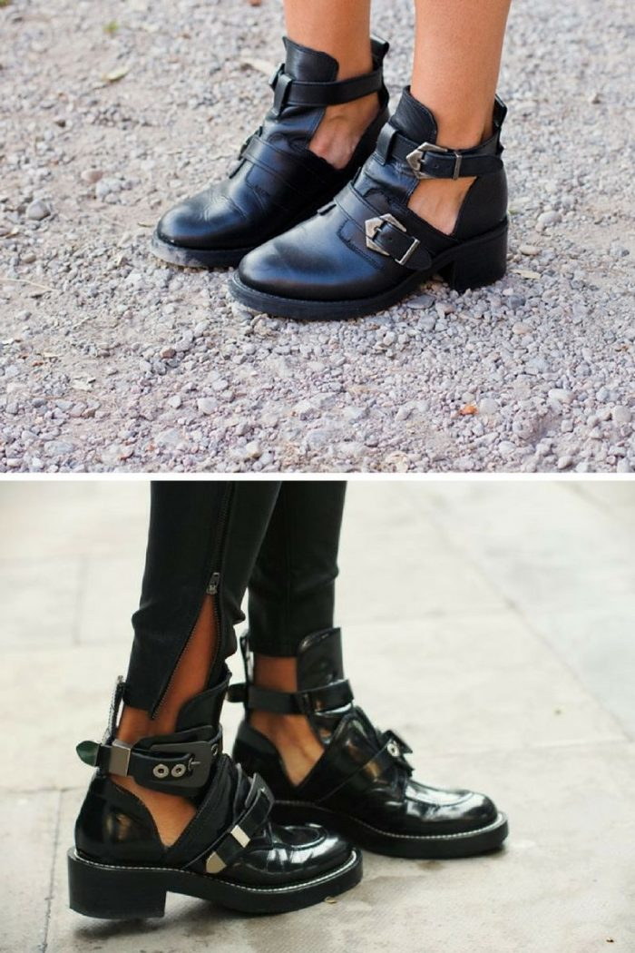 Cut Out Boots For Women 2018 (38)