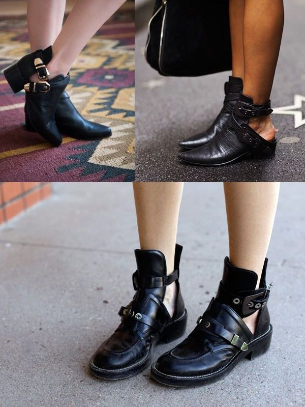 Cut Out Boots For Women 2018 (40)