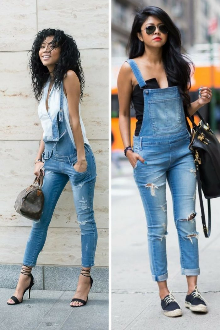 Denim Overalls For Women 2021