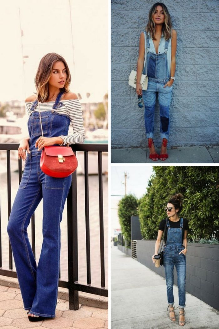 Denim Overalls For Women 2020