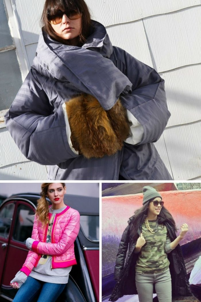 Down Puffer Jackets For Women 2019