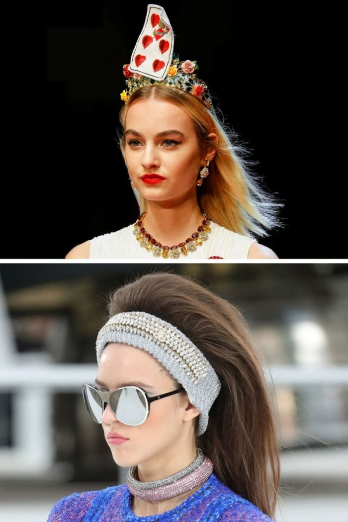 Embellished Heeadbands For Women 2018 (1)