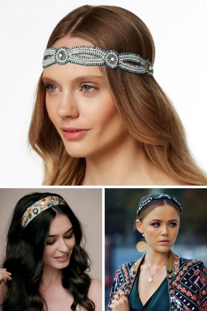 Embellished Heeadbands For Women 2018 (7)