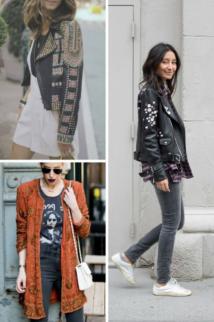 Embellished Jackets For Women 2018 (2)