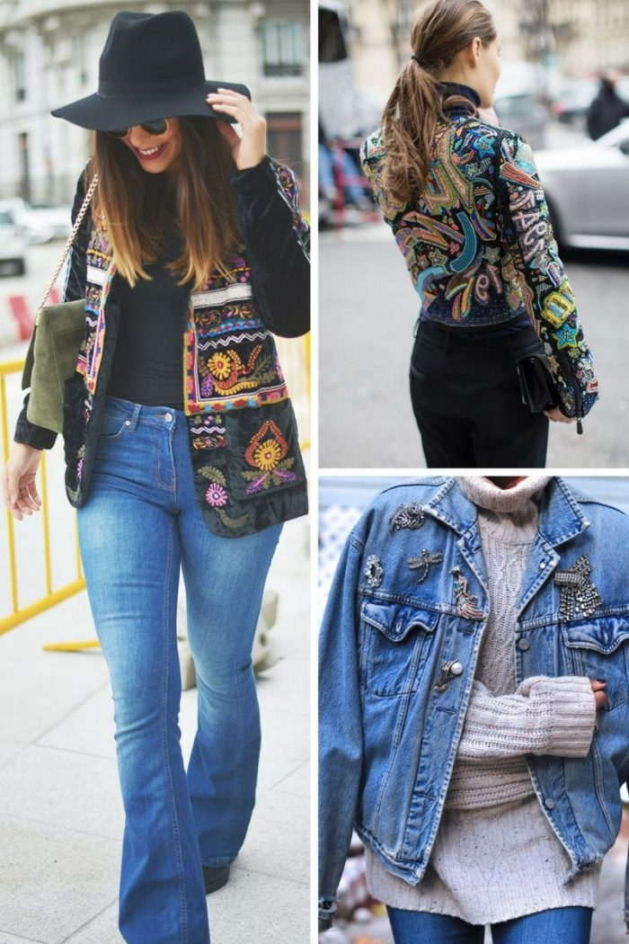 Embellished Jackets For Women 2018 (3)