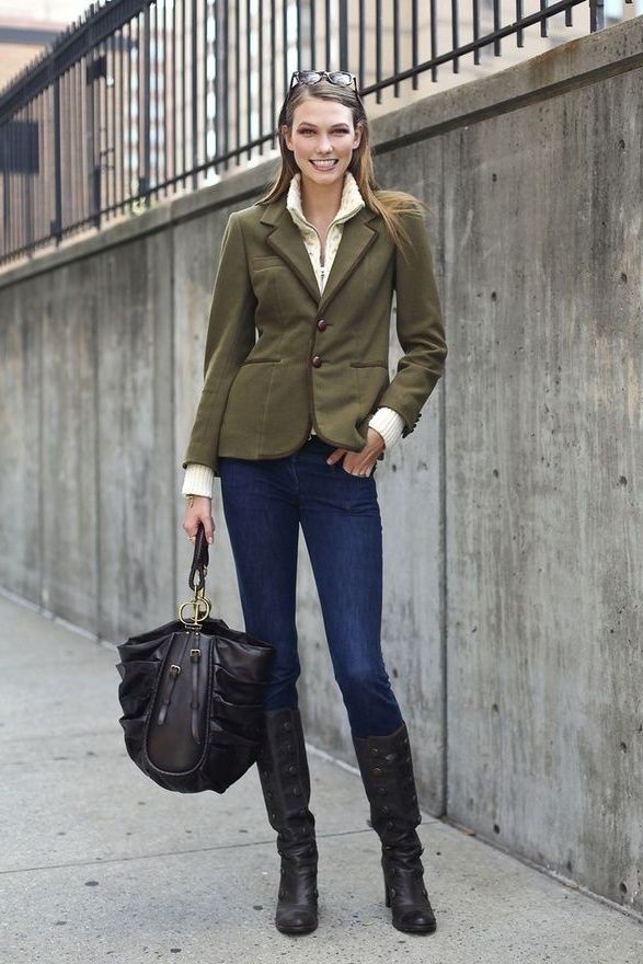 Equestrian Style Clothes For Women 2018 (18)