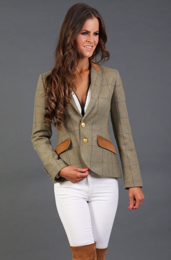 Equestrian Style Clothes For Women 2018 (2)