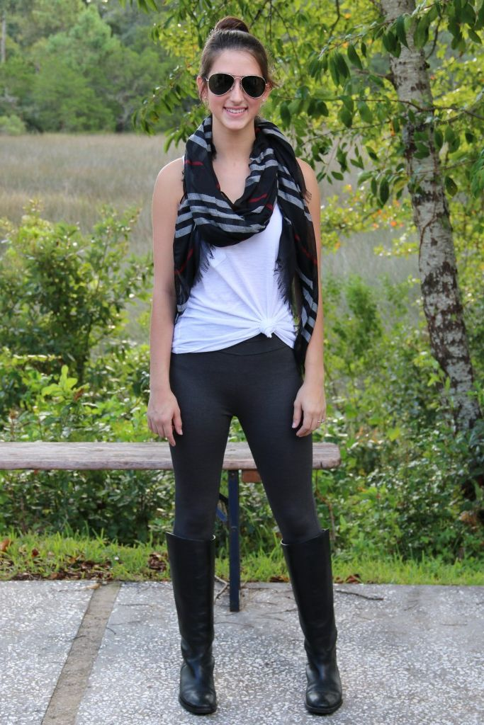 Equestrian Style Clothes For Women 2018 (22)