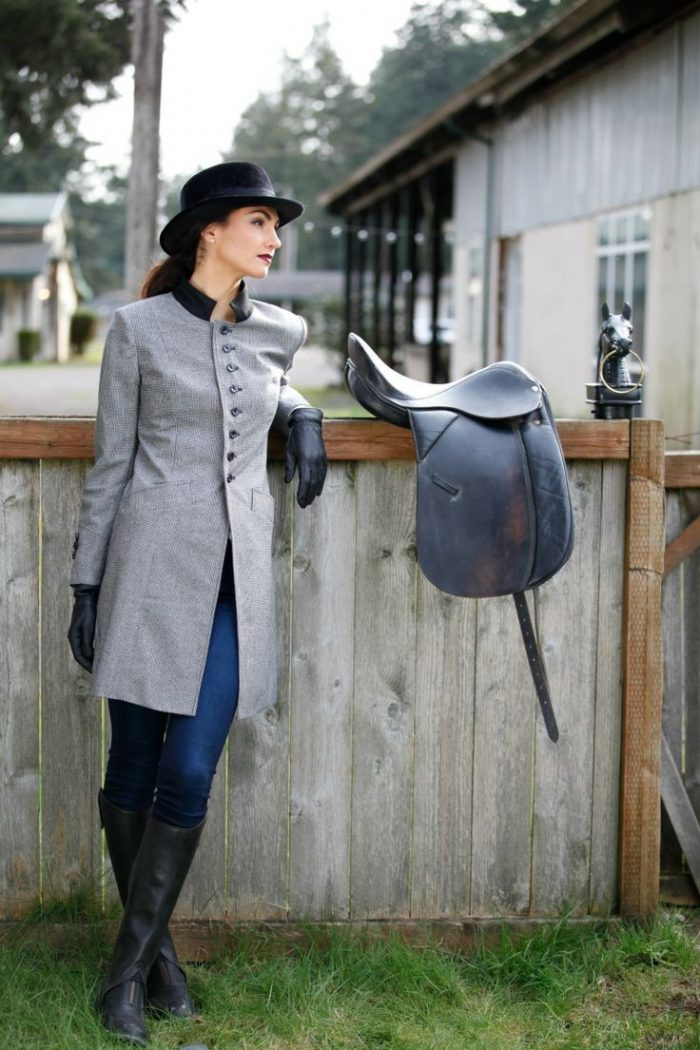 Equestrian Style Clothes For Women 2018 (8)
