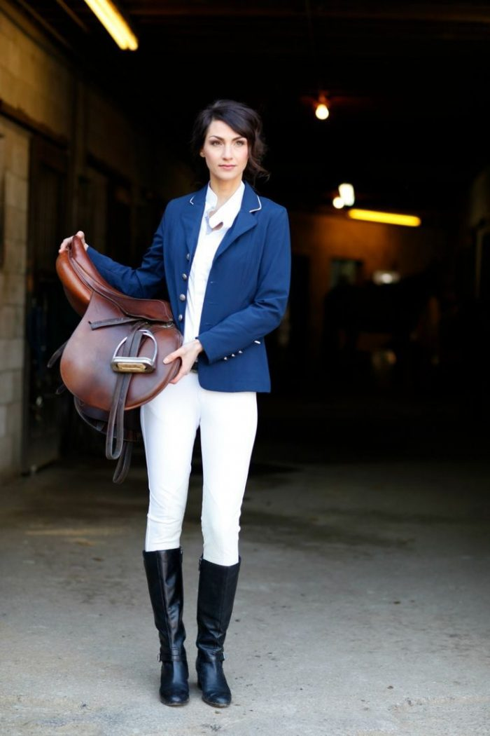 Equestrian Style Clothes For Women 2018 (9)