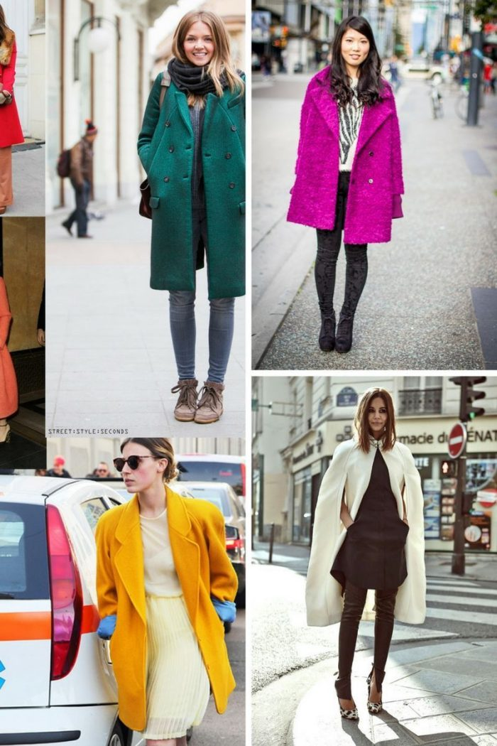 Fashionable Coats For Women 2018 Trendy Designs (5)