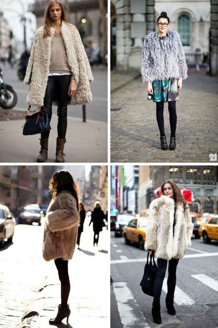 Winter Faux Fur Items For Women Are On Trend 2019