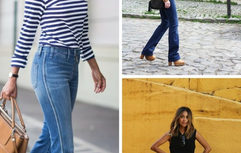 Flared Jeans You Can Wear Anywhere