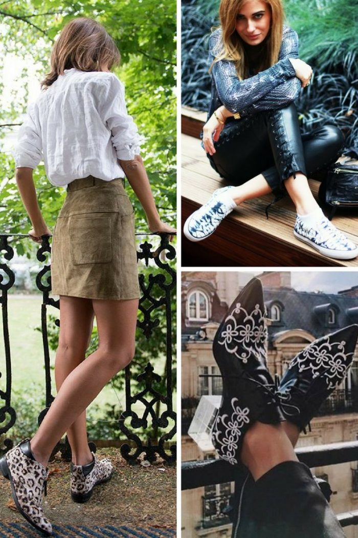Flat Shoes For Women Best Street Style Looks 2019