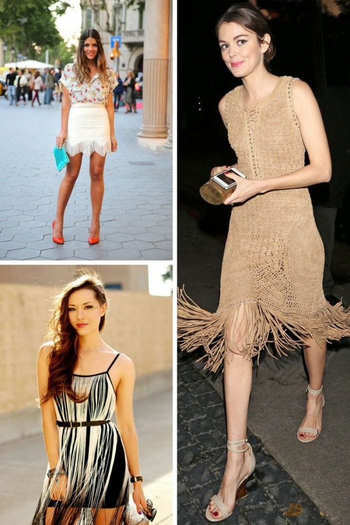 Fringes Trend For Women Summer 2018 (2)