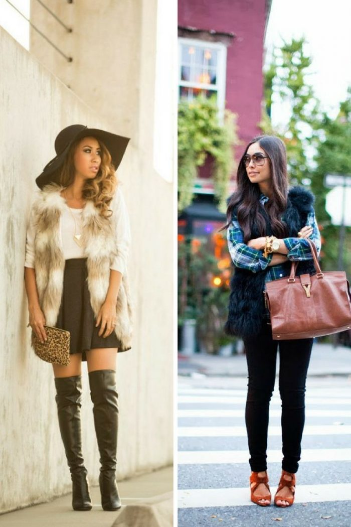 Fur Clothes And Accessories For Women Winter 2018 (11)