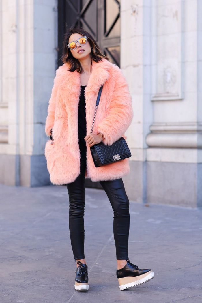 Fur Clothes And Accessories For Women Winter 2018 (14)