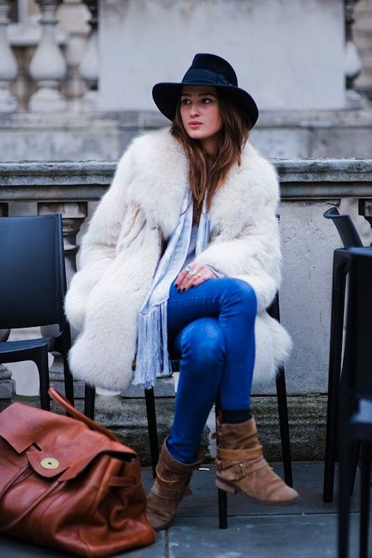 Fur Clothes And Accessories For Women Winter 2018 (15)