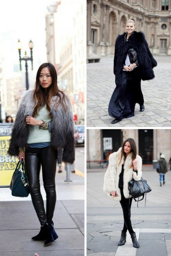 Fur Clothes And Accessories For Women Winter 2018 (4)