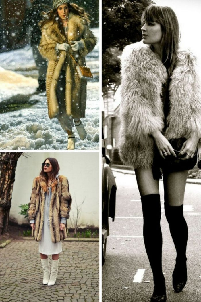Fur Clothes And Accessories For Women Winter 2018 (9)