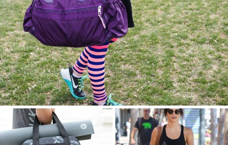 Gym Bags For Women 2018 (4)