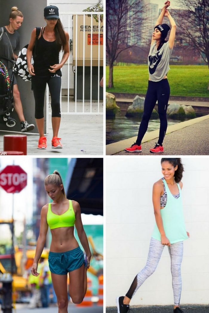 Gym Clothes 2018 Best Work Out Looks (5)