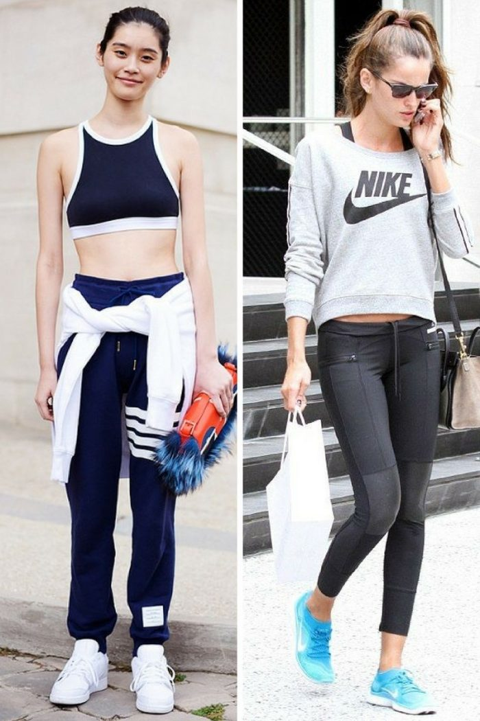 Gym Clothes 2018 Best Work Out Looks (6)