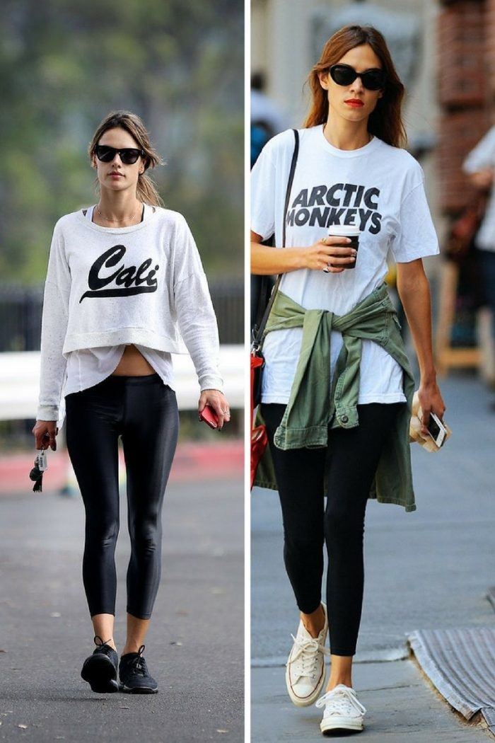 Gym Clothes 2018 Best Work Out Looks (8)